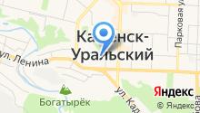 Управление Росреестра по Свердловской области на карте