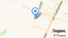 Магазин женского трикотажа на карте