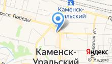 Нотариусы Хандурина Л.Н. и Хандурин Н.В. на карте