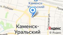 Копирoff на карте