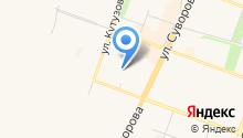 Hollivud на карте