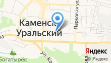 Государственная инспекция труда в Свердловской области на карте
