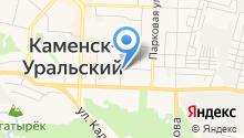 ИМС на карте