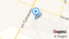 Каменск-Уральский РЭС на карте