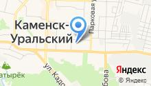 АНТОС на карте