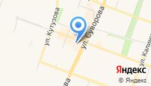 Магазин детской и подростковой одежды на карте