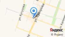 Аvant Garde на карте