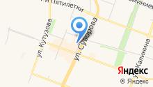 ЕВРОМЕХ на карте