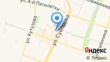 Moda store на карте