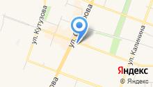 Ломбард Южный экспресс на карте