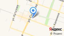 Медицинский центр на карте