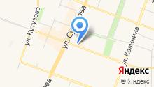 Аптека №461 на карте
