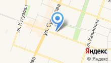 Cdek логистика на карте