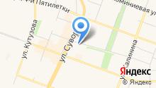 Автокласс, НОУ на карте