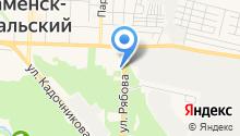 Глосс Поинт на карте