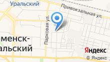 k-uralsk.ru на карте