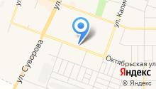 Ли-ка на карте