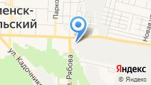 Дорожное Радио на карте