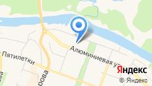ЛотЕка на карте