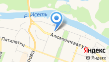 Бастион АП на карте
