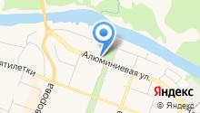 Каменская аптека на карте