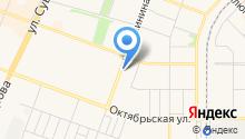 Каменск-Уральский психоневрологический интернат на карте