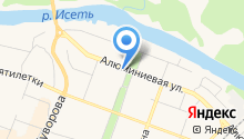 Знайка на карте