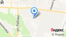 КАМЕНСК-УРАЛЬСКИЙ ЛИТЕЙНЫЙ ЗАВОД на карте