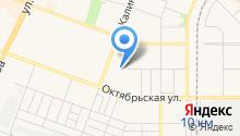 Красногорский специальный (коррекционный) детский дом для детей с ограниченными возможностями здоровья на карте