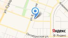 Kodak на карте