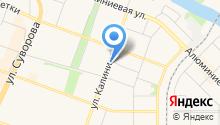 Колорит-Мебель на карте