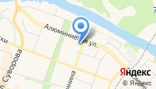 Детский сад №62 на карте