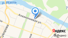 Бургер Бар на карте