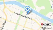 Новоисетская сельская администрация на карте