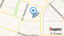 Общественная приемная депутата Городской Думы Каменска-Уральского Пустынных Е.В. на карте