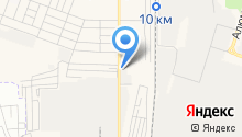 Auto Line на карте