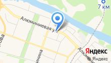 Юриком на карте