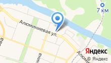 Каменск-Уральский политехнический колледж на карте
