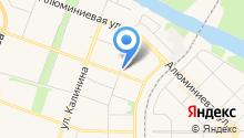 Белинского7 на карте