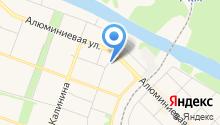 Каменская юношеская автомобильная школа на карте