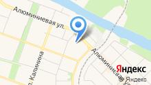 Детский сад №73 на карте
