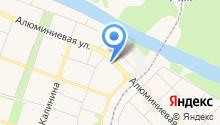 Детская школа искусств №2 на карте