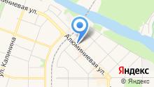 Восток-сервис Екатеринбург на карте