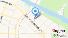 Мемориальный центр на карте