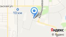 МегаТранссервис на карте