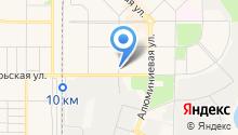 Сити Моторс на карте