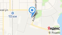 Каменск-Уральская пивоварня на карте