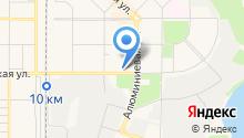Меткомбанк, ПАО на карте