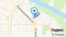 Красногорский районный суд на карте