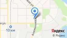 КаменскСтройМатериал на карте